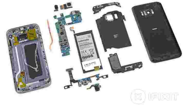 更新:三星手机比以往任何时候都更难以修复,ifixit泪流满了Galaxy S7(S7边缘!)