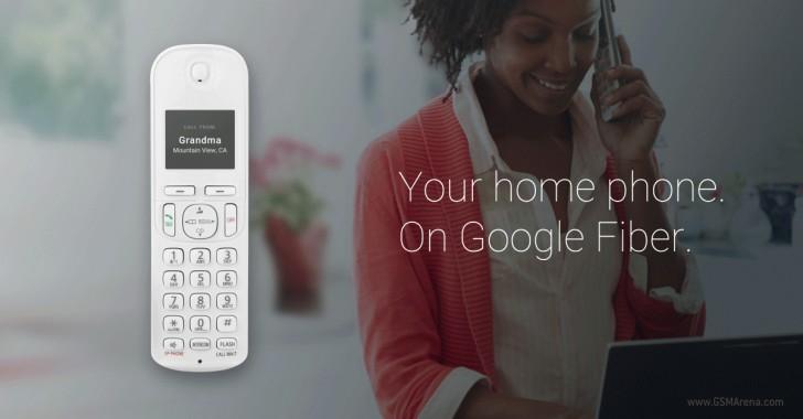 光纤手机是Google Fiber的固定电话服务