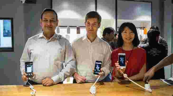 OnePlus在印度设立了第一个独家服务中心;五个越来越多