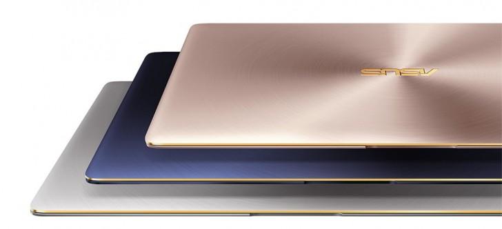 华硕Zenbook 3对MacBook具有11.9mm瘦身的严重威胁