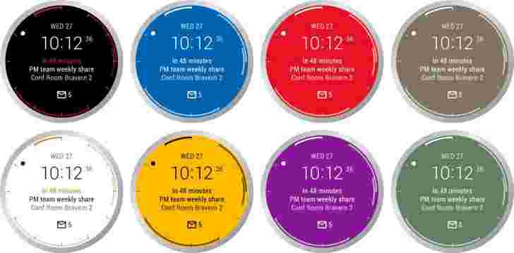 Microsoft宣布为Android磨损宣布Outlook Watch Face