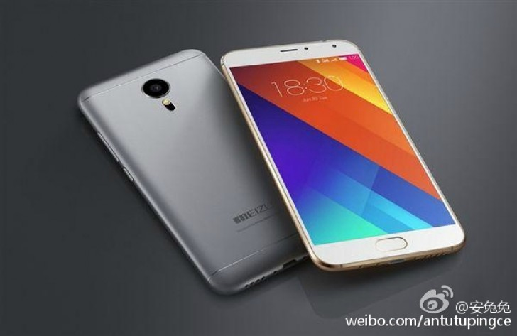 Meizu MX6将有两个RAM和存储版本,新报告索赔