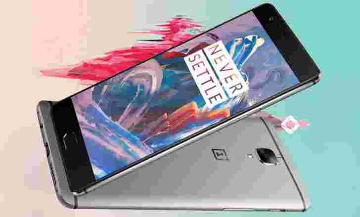 GFX台的OnePlus 3驱动器,确认6GB的RAM