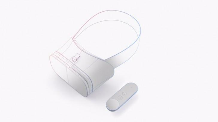 谷歌确认它正在开发VR耳机和控制器
