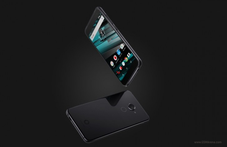 Vodafone Smart Platinum 7宣布,预先订购以获得免费的VR耳机