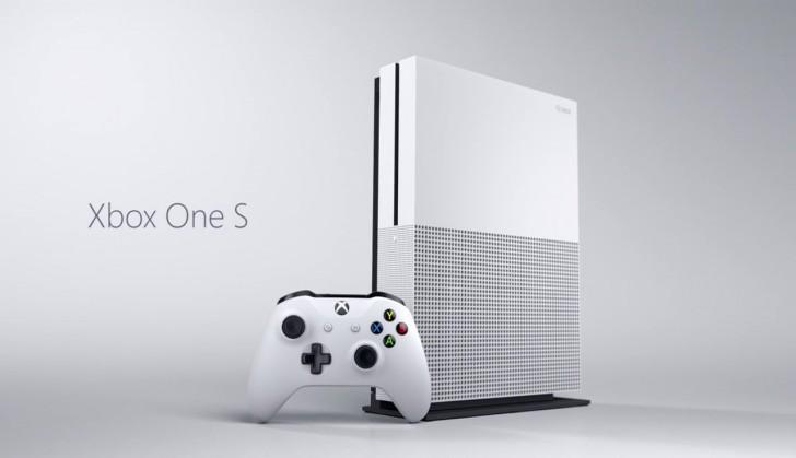 40%较小的Xbox Xbox One S 8月到达299美元